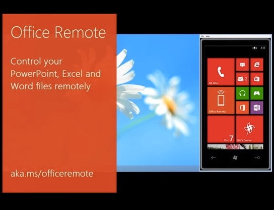 How to Control Microsoft Office from your Mobile easily