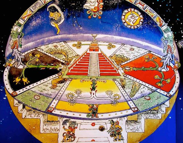 Cosmovisión Mesoamericana, la religión de nuestros antepasados