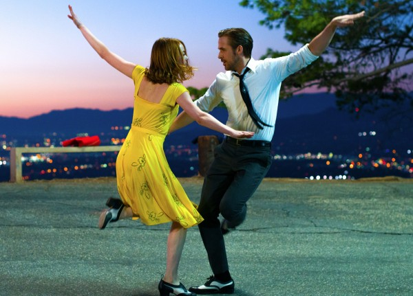 A Still from Damien Chazelle's La La Land