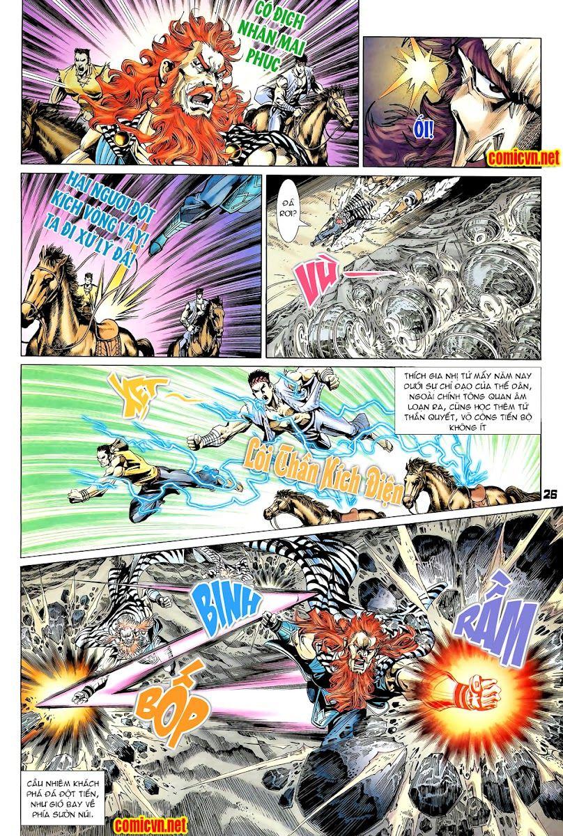 Đại Đường Uy Long chapter 88 trang 27
