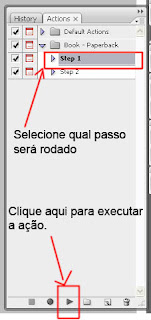 Acionar step 1