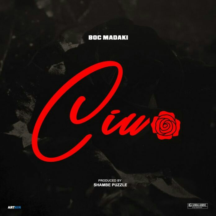 MUSIC: B.O.C Madaki - Ciwo