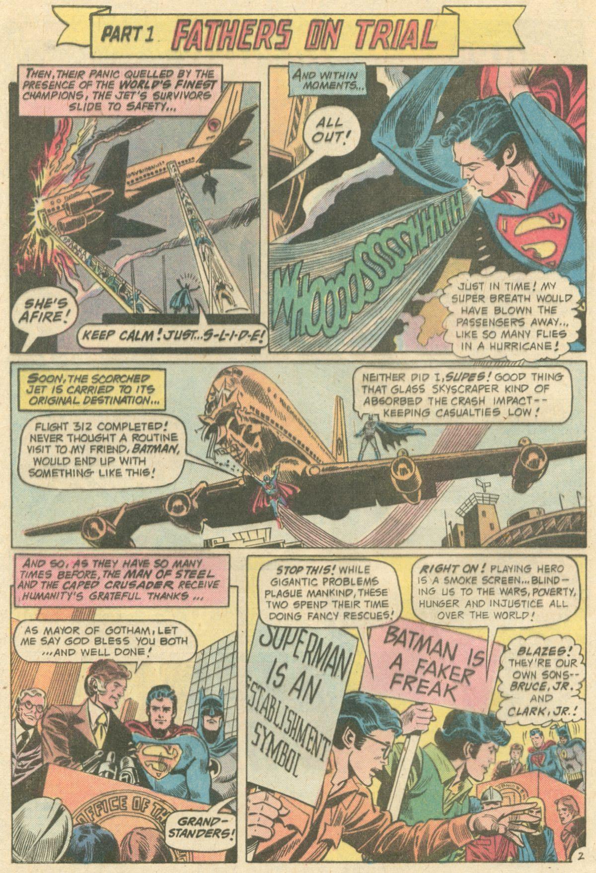Read online World's Finest Comics comic -  Issue #231 - 4