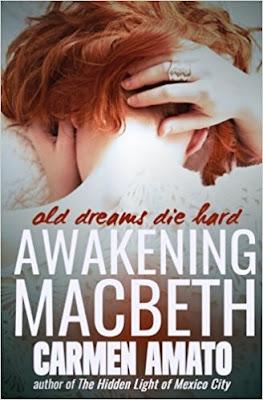 Awakening Macbeth by Carmen Amato (Book cover)