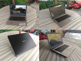 laptop bekas asus x441sa braswell