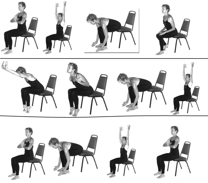 You Can Get More Information About The Seated Yoga Poses Here Sparkpeople Resource Fitness Articlesaspid1822