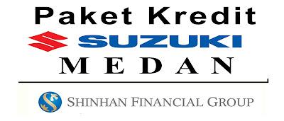 Paket Kredit Asuransi Kombinasi Suzuki Medan