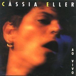 """Disco """"Ao Vivo"""", que a cantora Cássia Eller lançou em 1996"""