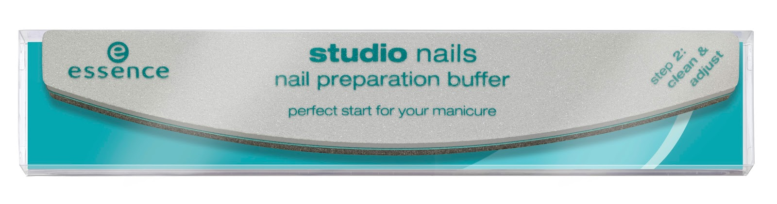 Essence studio nails nail preparation buffer