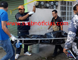 Hallan presuntamente ejecutado a mecanico en Boca del Rio Veracruz