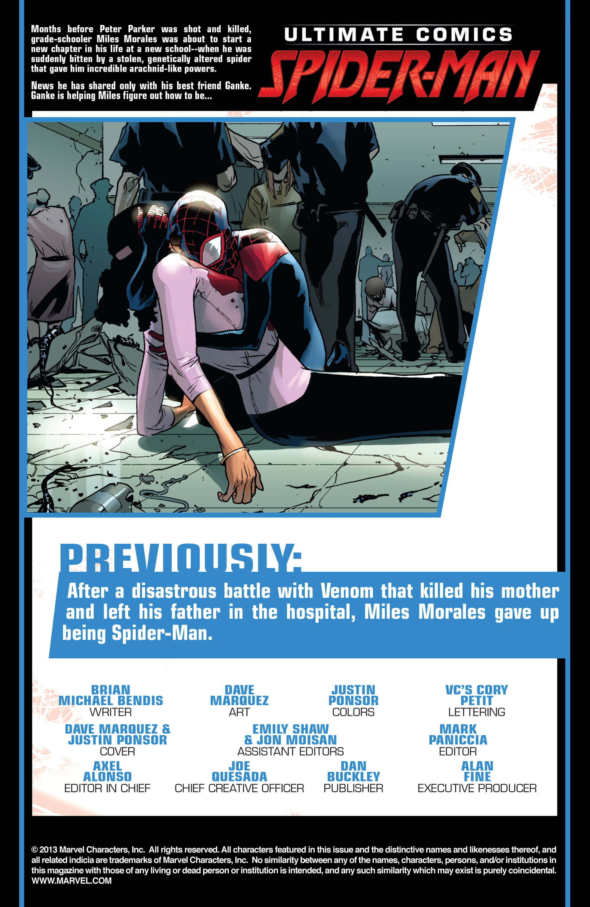 Read online Ultimate Comics Spider-Man (2011) comic -  Issue #23 - 2