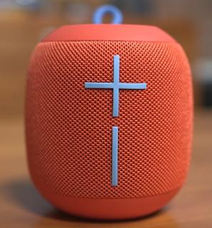 Ultimate Ears Wonderboom Bluetooth Speaker waterproof ready