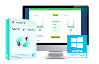 AnyMP4 Mobile Transfer Portable