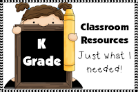 Kindergarten Resources for the Classroom