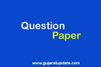 GPSSB Mukhya Sevika Question Paper 2018