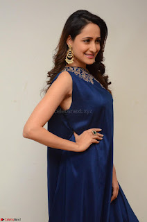 Pragya Jaiswal in beautiful Blue Gown Spicy Latest Pics February 2017 040.JPG
