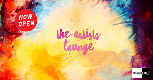 the artists lounge facebook group