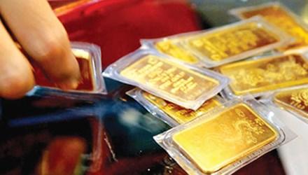 Giá vàng hôm nay 10/12/2015: Giá vàng SJC giảm 30.000 đồng/lượng