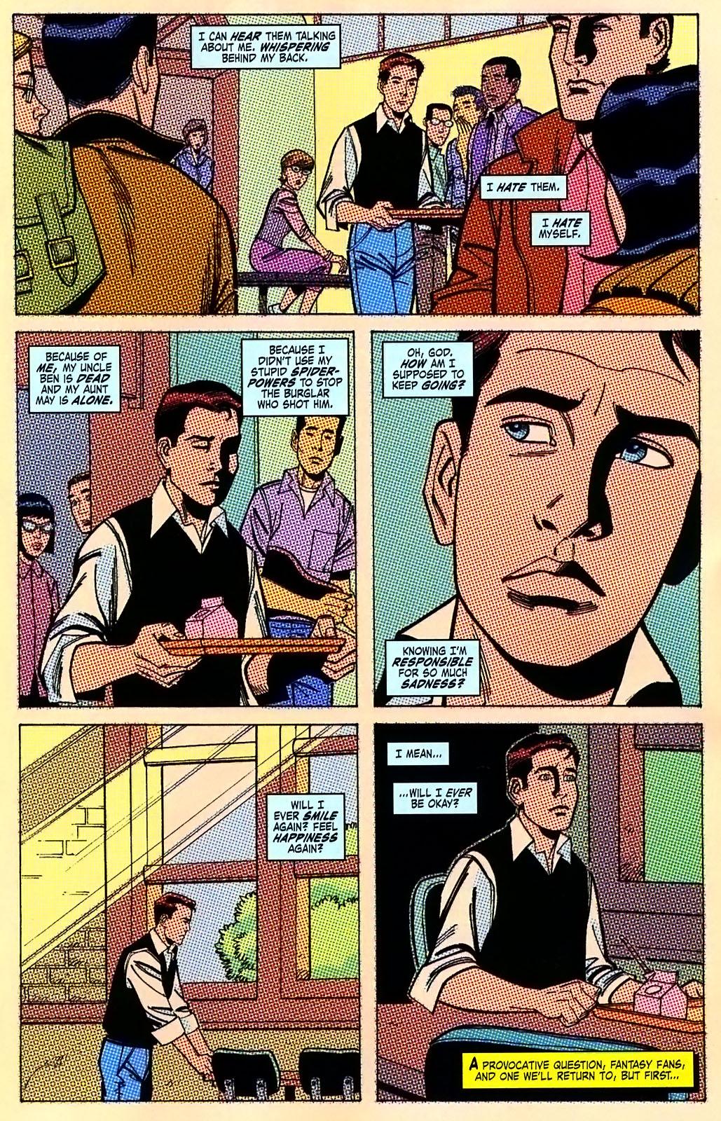 Read online Amazing Fantasy (2004) comic -  Issue #15 - 34