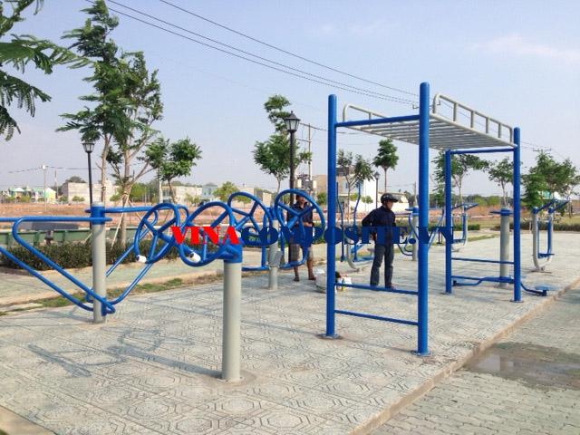 Kết quả hình ảnh cho dụng cụ thể thao ở công viên