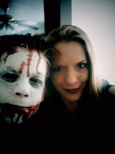 Scary Zombie Makeup Job