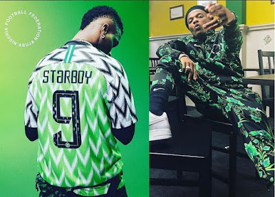 WIZKID Becomes The First African Artist To Perform In FIFA World-Cup Opening