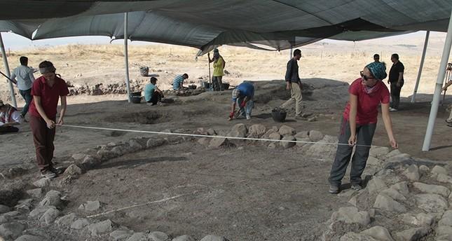 Roots of Sumerian civilization discovered in Turkey's Kahramanmaraş