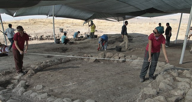 Roots of Sumerian civilization discovered in Turkey's Kahramanmaraş