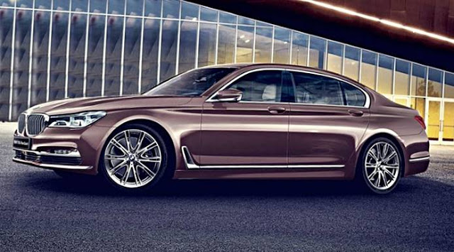 2017 BMW 7 Series Rose Quartz Edition Release Date And Price