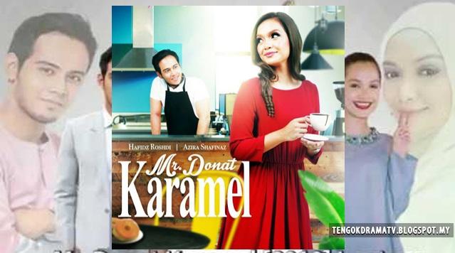 Drama Mr Donat Karamel Lakonan Hafidz Roshdi