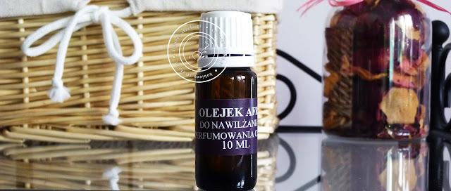 Olejek AFRA do nawilżania i perfumowania ciała - zapach orientu - Pachnąca Kraina - arabskie kosmetyki