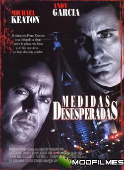 Capa do Filme Medidas Desesperadas