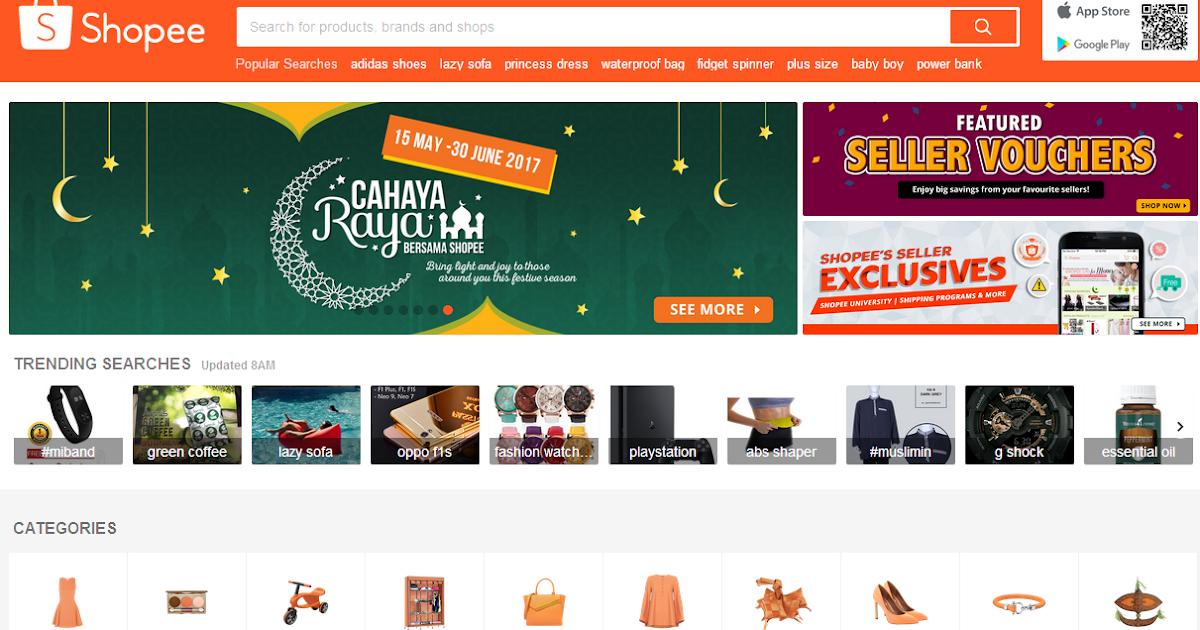 Daus Redscarz Pengalaman Membeli Barang Secara Online Dengan