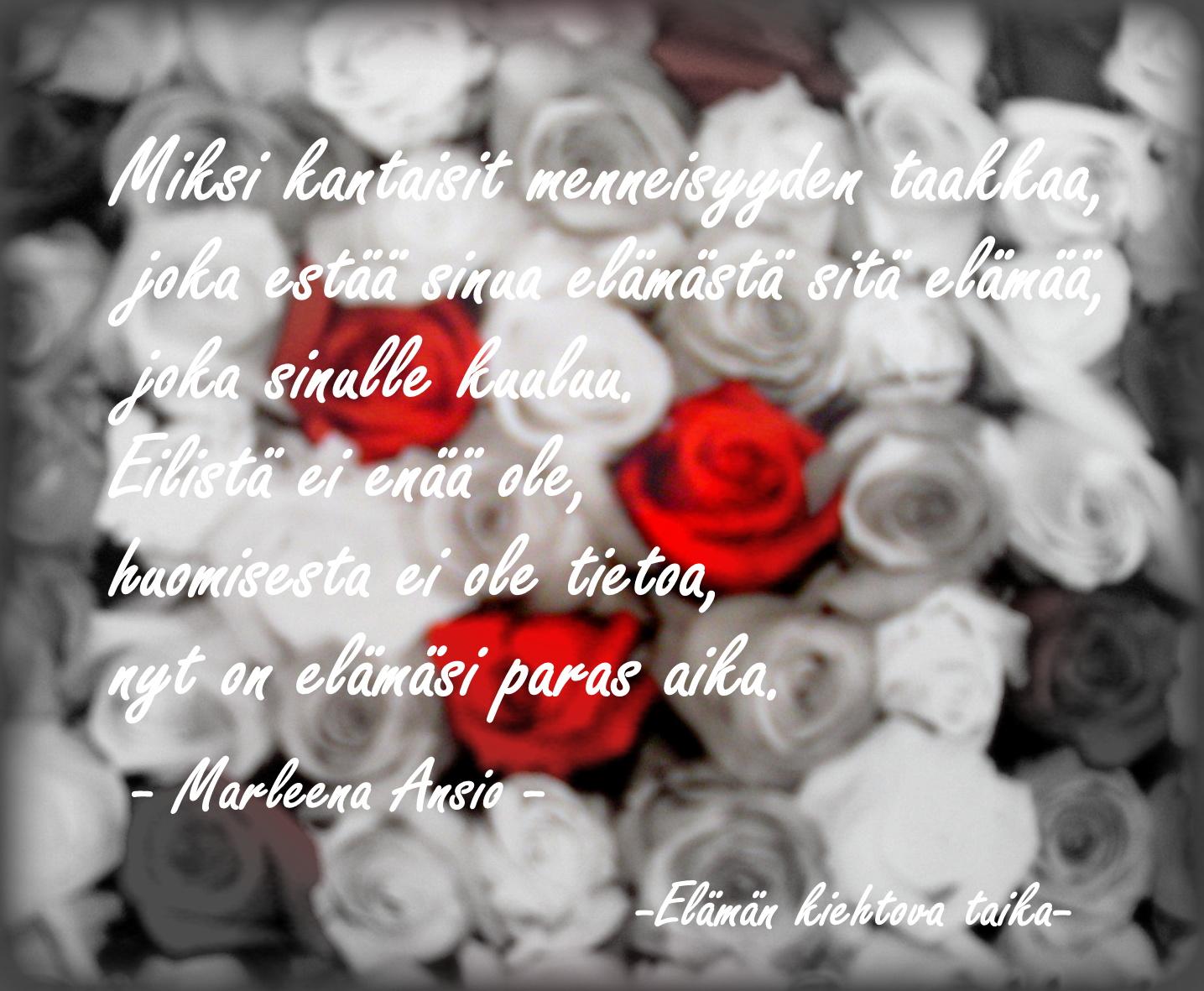 Naistenpäivän Runo