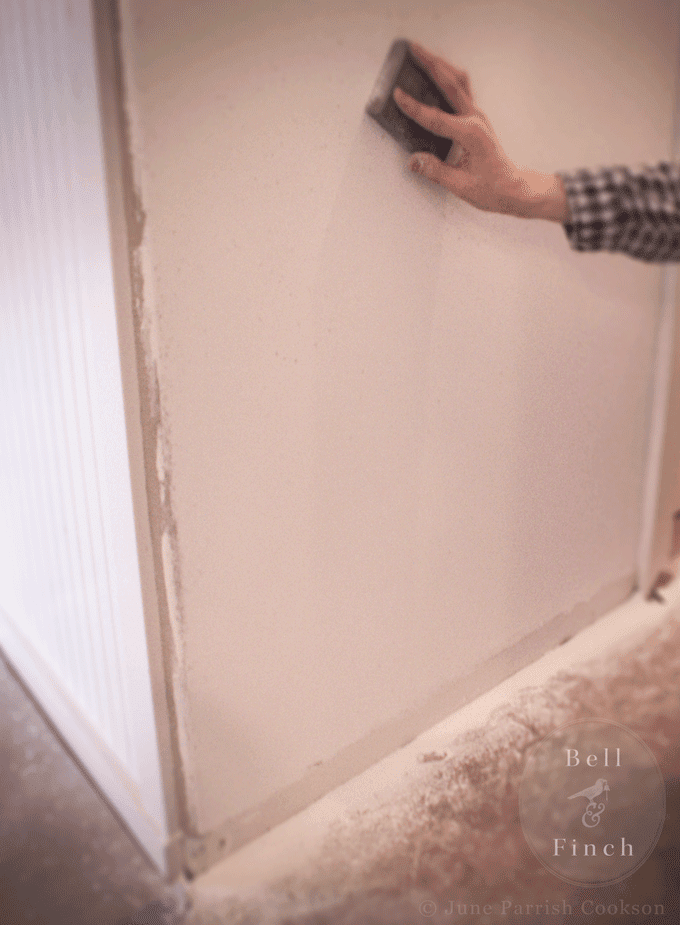 Wall Transformation | Bell & Finch