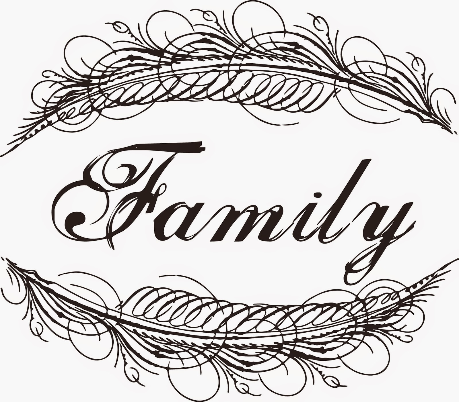 Tangle S Treasures Family Graphic