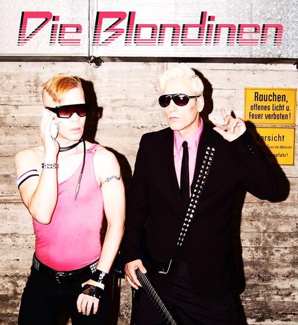 Blondinen-Serie 2
