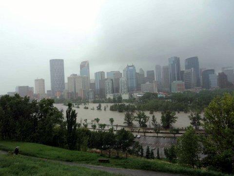 Washington Monthly   Severe Flooding Hits South Alberta