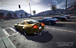 تحميل need for speed world مجانا