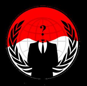 Hasil gambar untuk anonymous indonesia logo