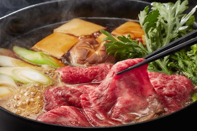 Sukiyaki Mo Mo Paradise