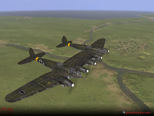 IL 2 Sturmovik Forgotten Battles Gameplay Screenshot 1