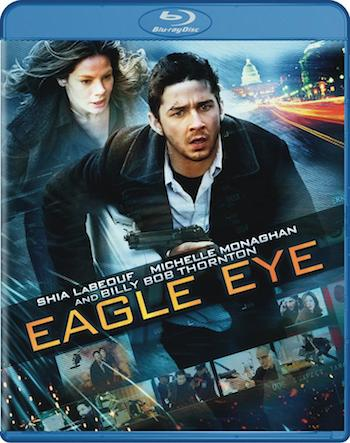Eagle Eye 2008 Dual Audio Hindi 480p BluRay 350MB