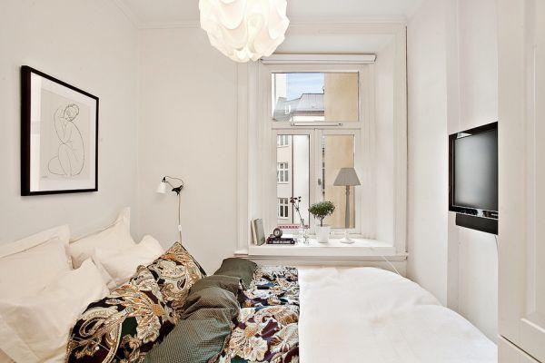 Không gian thiết kế căn hộ 39m2 trắng tinh khôi - Ảnh 6