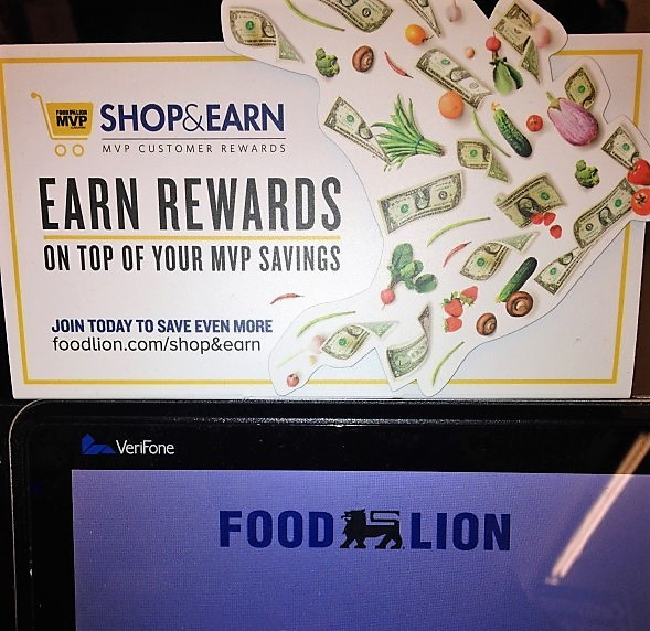 Food Lion Shop and Earn Image