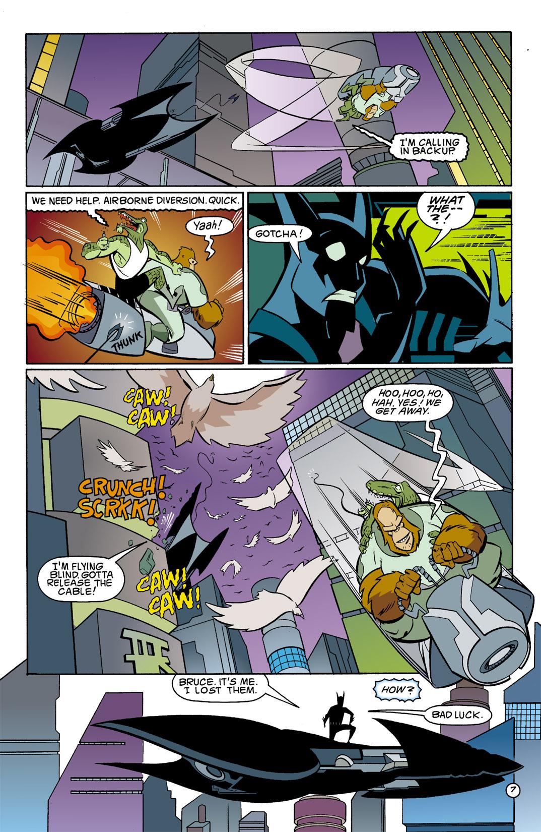 Batman Beyond [II] Issue #3 #3 - English 8