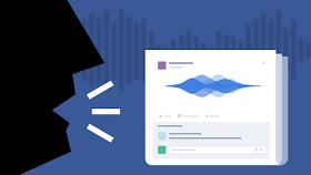 facebook voice clip status
