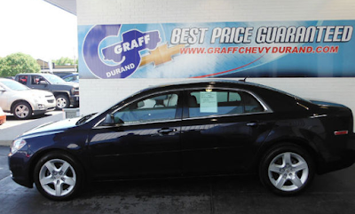 Pick of the Week – 2010 Chevrolet Malibu