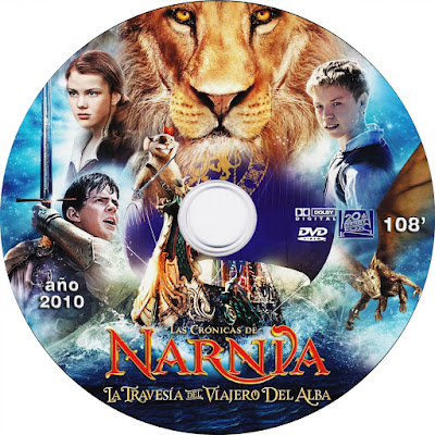 Las Crónicas de Narnia III - La travesía del Viajero del Alba - [2010]