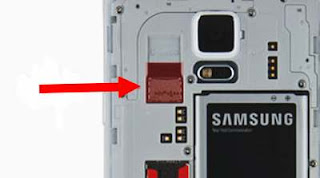 memori MicroSD di HP samsung error